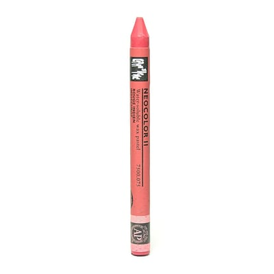 Caran DAche Neocolor Ii Aquarelle Water Soluble Wax Pastels Indian Red [Pack Of 10] (10PK-7500-075)