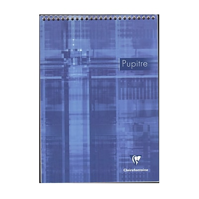 Clairefontaine Classic Wirebound Note Pads 8 1/2 In. X 11 In. (8155)