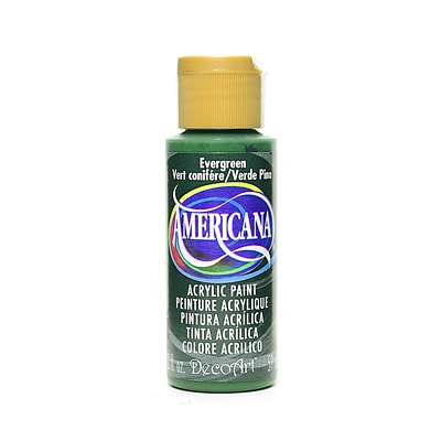 Decoart Americana Acrylic Paints Evergreen 2 Oz. [Pack Of 8] (8PK-DA82-3)