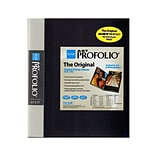 Itoya Art Profolio Storage/Display Book 8 1/2 In. X 11 In. 24 (IA-12-8)