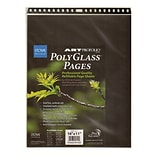 Itoya Polyglass Pages 14 In. X 11 In. Horizontal Pack Of 10 (HPR-14-11)