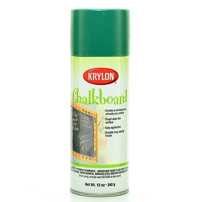 Krylon Chalkboard Finish Green 16 Oz. (I00806)