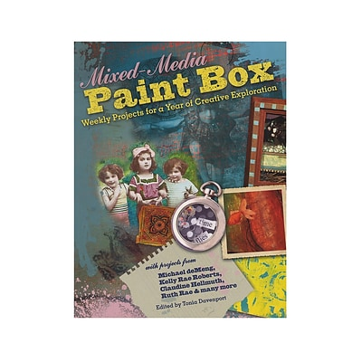 North Light Mixed Media Paint Box Each (9781440309076)