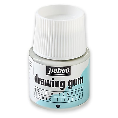 Pebeo Drawing Gum 45 Ml Bottle [Pack Of 2] (2PK-033000CAN)