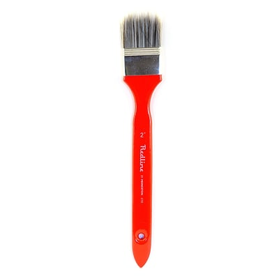 Princeton Series 6700 Red Line Brushes 2 In. Oval Long Handled Mottler (6705)