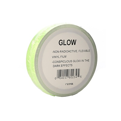 Pro Tapes Pro-Glow Tape 1 In. X 5 Yds. [Pack Of 2] (2PK-PGL15)