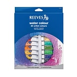 Reeves Water Colour Paint Sets Set Of 24 (8494252)