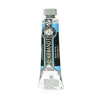 Rembrandt ArtistS Oil Colors Kings Blue 40 Ml 517 (100514692)