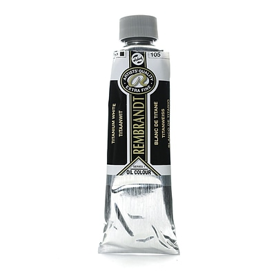 Rembrandt ArtistS Oil Colors Titanium White 150 Ml 105 (100514741)