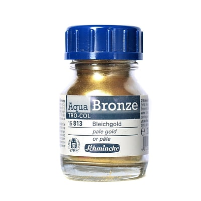 Schmincke Aqua Bronzes Pale Gold 20 Ml Jar (15813032)