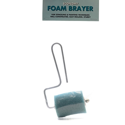 Scratch Art Foam Brayer With Foam Head (8210)