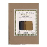 Shizen Design Pastel Paper Packs Naturals 8 1/2 In. X 11 In. Pack Of 25 (SA 820)