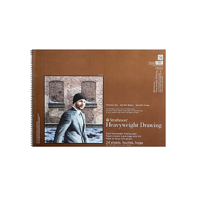 Strathmore Heavyweight Drawing Paper 18 In. X 24 In. (400-218-1)