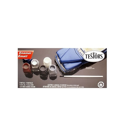Testors Model Car Paint Kit Each [Pack Of 2] (2PK-9119X)