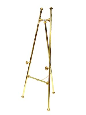 Testrite Visual Products, Inc. Brass Display Easel Display Easel (650)