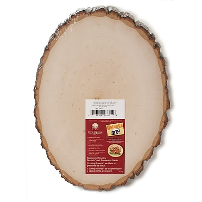 Walnut Hollow Basswood Country Rounds Large 9 In. To 11 In. (27671)