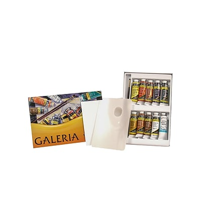 Winsor  And  Newton Galeria Acrylic Colour Complete Set Each (2190518)