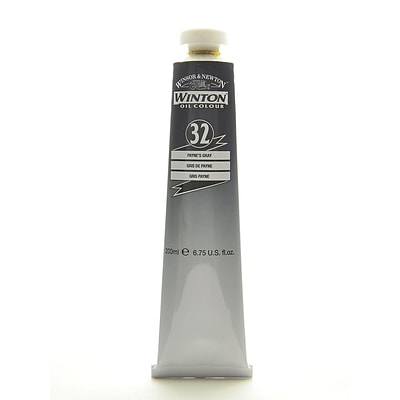 Winsor  And  Newton Winton Oil Colours 200 Ml PayneS Gray 32 (1437465)