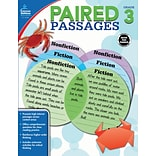 Carson-Dellosa Paired Passages Workbook, Grade 3