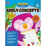 Thinking Kids Early Concepts Workbook, Grades Preschool - K