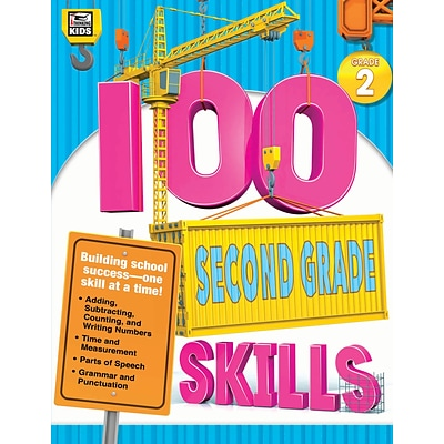 Thinking Kids 100 Second Grade Skills Workbook