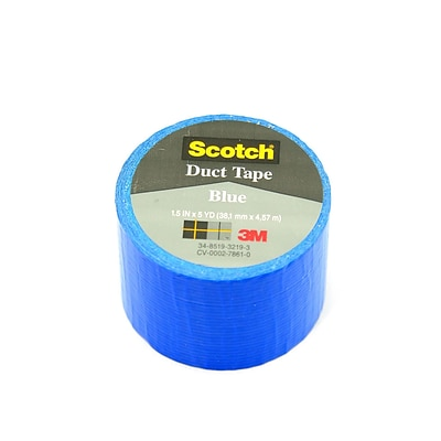 3M Duct Tape Blue [Pack Of 12] (12PK-1005-BLU-IP)