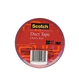 Scotch Colored Duct Tape Red 1.88 In. X 20 Yd. Roll, 6/Pack, (6PK-920-RED-C)