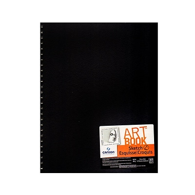 Canson Field Sketch Book, 11 In. x 14 In. (100510432)