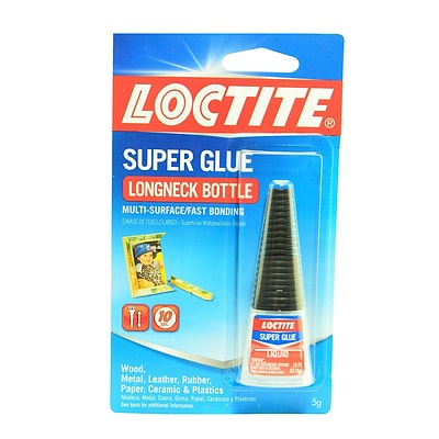 Loctite Super Glue 0.18 Oz. [Pack Of 6] (6PK-230992)