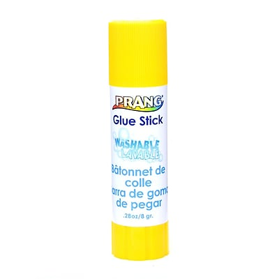 Prang Washable Glue Stick 0.28 Oz. [Pack Of 24] (24PK-15083)