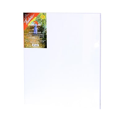 Fredrix Red Label Stretched Cotton Canvas 20 In. X 24 In. Each (5025)