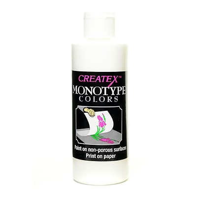 Createx Monotype Colors White 4 Oz. [Pack Of 3] (3PK-3001-04)