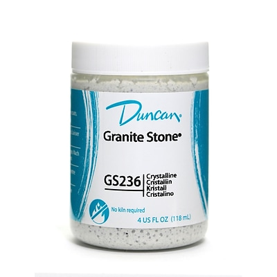 Duncan Granite Stone Crystalline 4 Oz. [Pack Of 3] (3PK-GS236-4 96925)