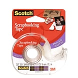 3M Scrapbooking Tape 3/4 In. X 400 In. Roll [Pack Of 4] (4PK-001)