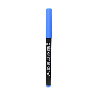 American Crafts Galaxy Markers Blue Broad Point [Pack Of 12] (12PK-62123)