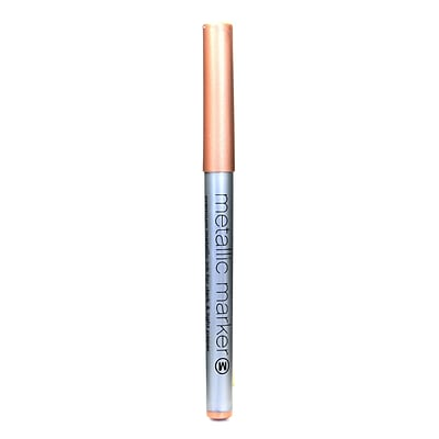 American Crafts Metallic Markers Copper Medium [Pack Of 12] (12PK-62213)