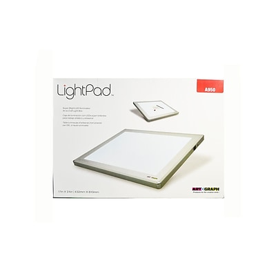 Artograph Lightpad Light Boxes 17 In. X 24 In. (225-950)