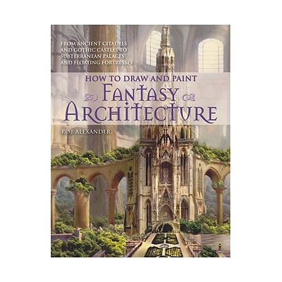 BarronS How To Draw And Paint Series Fantasy Architecture (9780764145353)