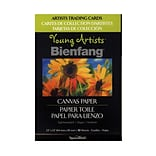Bienfang Young Artists Trading Cards Canvasette Pack Of 10 [Pack Of 12] (12PK-220011)
