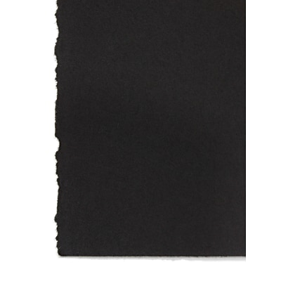 Canson Arches Cover Printmaking Paper Black 22 In. X 30 In. Sheet (100510310)