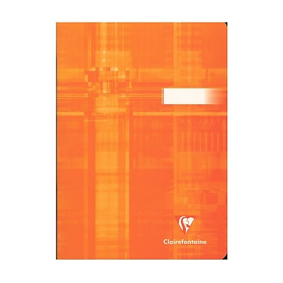 Clairefontaine Classic Staple-Bound Notebooks Ruled 6 In. X 8 1/4 In. 48 Sheets [Pack Of 5] (5PK-63686)
