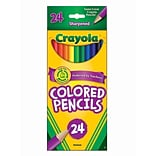 Crayola Colored Pencils Box Of 24  [Pack Of 4] (4PK-68-4024)