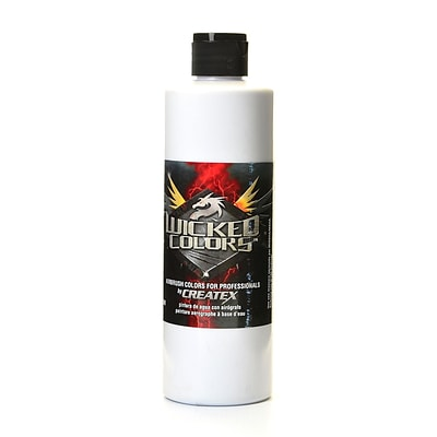 Createx Wicked Colors Detail White 16 Oz. (W050-16)