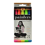 ElmerS Painters Markers Neon Set Assorted [Pack Of 2] (2PK-W7571)