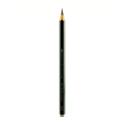 Faber-Castell 9000 Jumbo Graphite Pencils 4B [Pack Of 12] (12PK-119304)