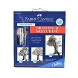 Faber-Castell Creative Studio Getting Started Drawing  And  Sketching Set Drawing  And  Sketching Se