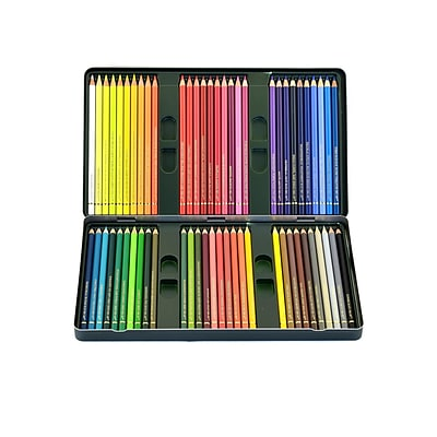 Faber-Castell Polychromos Colored Pencil Sets Set Of 60 (110060)