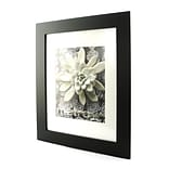 Framatic Metro Seamless Panel Frames Black 11 In. X 14 In. 8 In. X 10 In. Opening (01114B)