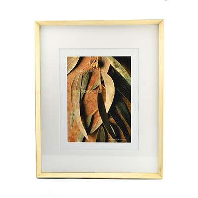 Framatic Woodworks Frames 16 In. X 20 In. 11 In. X 14 In. Opening Natural Blonde (W1620LX51)