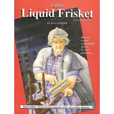 Grafix Using Liquid Frisket Each (LFBOOK)